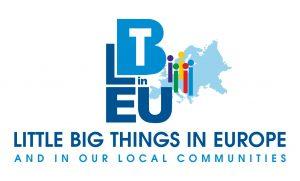 piccole grandi cose in europa e nelle nostre comunità locali logo