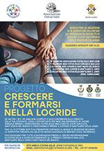 servizio civile 2019 locride civitas solis